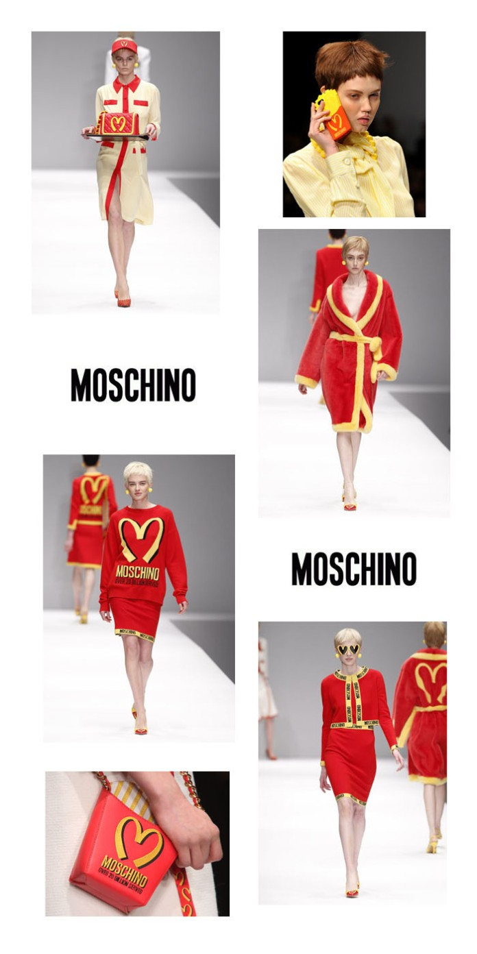 CollageMoschino