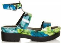Fernando Chunky Sandals de Topshop