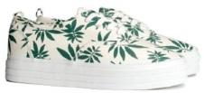 Zapatillas con Plataforma de H&M