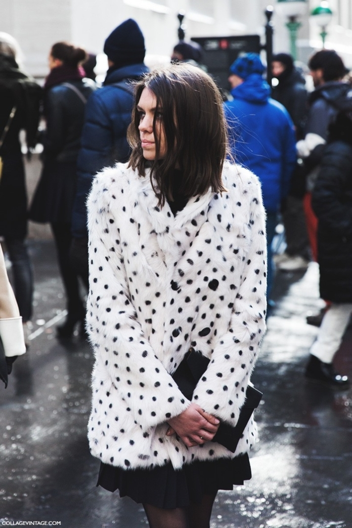 New_York_Fashion_Week-Fall_Winter_2015-Street_Style-NYFW-Dalmata_Coat-Interview_Magazine--790x1185