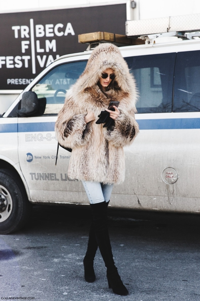 New_York_Fashion_Week-Fall_Winter_2015-Street_Style-NYFW-Fur_Coat-Over_The_Knee_Boots--790x1185